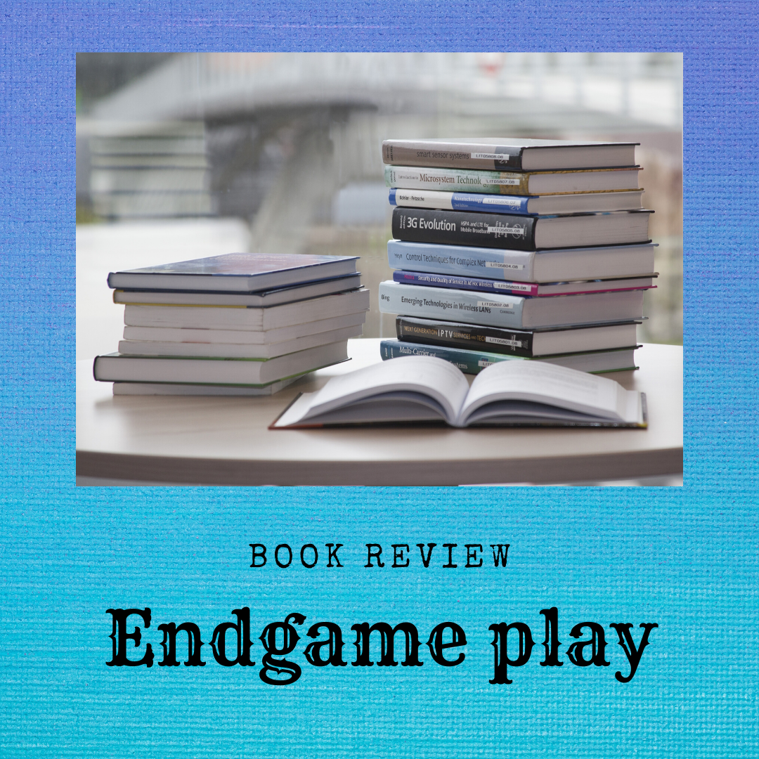 Book Review – Endgame Play by Jacob Aagaard