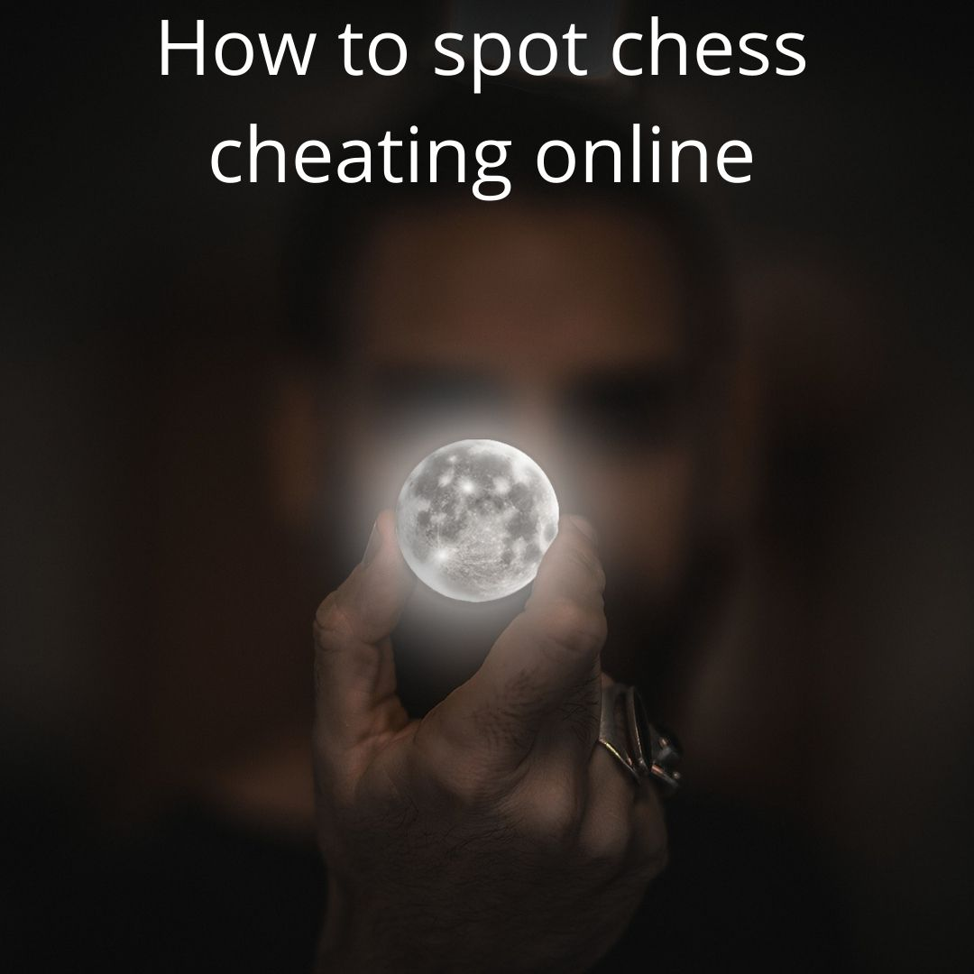 How to spot chess cheating online