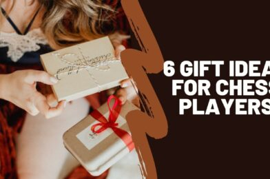 6 Gift ideas for chess players