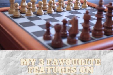 My 3 favourite features on chess.com