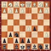 another pawn bites the dust in Benko Gambit