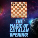The Magic of Catalan opening!